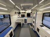 2017 Glaval Ford 1 Passenger Specialty Motor Vehicle Interior-U10404-10