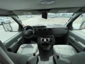 2017 Glaval Ford 1 Passenger Specialty Motor Vehicle Interior-U10404-12