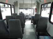2017 Glaval Ford 14 Passenger Van Interior-U10416-11