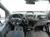 2017 Glaval Ford 14 Passenger Van Interior-U10416-13