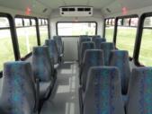 2017 Glaval Ford 14 Passenger Van Front exterior-U10416-7