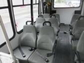 2017 Elkhart Coach Ford 12 Passenger and 2 Wheelchair Shuttle Bus Interior-U10420-10