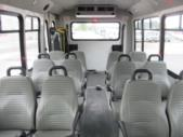 2017 Elkhart Coach Ford 12 Passenger and 2 Wheelchair Shuttle Bus Rear exterior-U10420-8