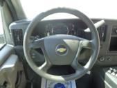 2013 Blue Bird Chevrolet 14 Passenger Child Care Bus Interior-U10438-13