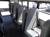 2013 Bllue Bird Chevrolet 14 Passenger Child Care Bus Rear exterior-U10441-8