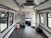 2012 Turtle Top Ford 12 Passenger Shuttle Bus Interior-U10475-12
