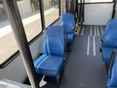 2019 Champion Ford 6 Passenger and 3 Wheelchair Shuttle Bus Rear exterior-U10527-8