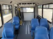 2019 Champion Ford 6 Passenger and 3 Wheelchair Shuttle Bus Front exterior-U10547-7