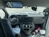 2019 Champion Ford 6 Passenger and 3 Wheelchair Shuttle Bus Interior-U10549-11