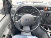 2019 Champion Ford 6 Passenger and 3 Wheelchair Shuttle Bus Interior-U10549-12