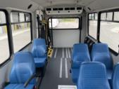2019 Champion Ford 6 Passenger and 3 Wheelchair Shuttle Bus Side exterior-U10549-6