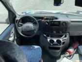 2019 Champion Ford 6 Passenger and 3 Wheelchair Shuttle Bus Interior-U10551-12