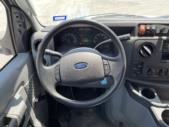 2019 Champion Ford 6 Passenger and 3 Wheelchair Shuttle Bus Interior-U10551-13