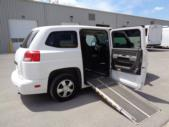 2014 Mobility Ventures 3 Passenger and 1 Wheelchair Van Side exterior-U10559-6