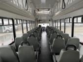 2019 StarTrans Freightliner 36 Passenger and 2 Wheelchair Transit Bus Interior-U10564-10