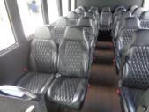 2016 Tiffany Ford 24 Passenger Shuttle Bus Rear exterior-U10577-8