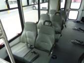 2017 Starcraft Ford 8 Passenger and 4 Wheelchair Shuttle Bus Interior-U10612-11