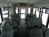 2017 Starcraft Ford 8 Passenger and 4 Wheelchair Shuttle Bus Interior-U10612-12