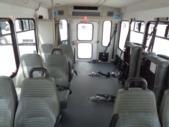 2017 Starcraft Ford 8 Passenger and 4 Wheelchair Shuttle Bus Interior-U10612-9