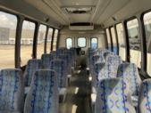 2007 Turtle Top Chevrolet 24 Passenger Shuttle Bus Driver side exterior rear angle-U10617-4