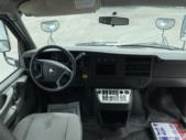 2013 Collins Chevrolet 14 Passenger Child Care Bus Interior-U10625-11