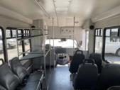 2014 Starcraft Ford 10 Passenger and 2 Wheelchair Shuttle Bus Interior-U10651-10