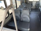 2014 Starcraft Ford 10 Passenger and 2 Wheelchair Shuttle Bus Front exterior-U10651-7