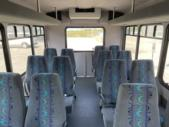 2017 Starcraft Ford 14 Passenger Shuttle Bus Interior-U10701-10
