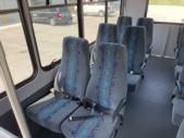 2017 Starcraft Ford 14 Passenger Shuttle Bus Interior-U10701-12