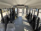 2016 Starcraft Ford 2 Passenger and 7 Wheelchair Shuttle Bus Rear exterior-U10704-8