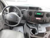 2016 Goshen Coach Ford 12 Passenger and 2 Wheelchair Shuttle Bus Interior-U10706-17