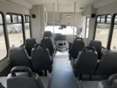 2019 Starcraft Ford 12 Passenger and 2 Wheelchair Shuttle Bus Interior-U10711-11