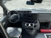 2019 Starcraft Ford 12 Passenger and 2 Wheelchair Shuttle Bus Interior-U10711-12