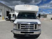 2019 Starcraft Ford 12 Passenger and 2 Wheelchair Shuttle Bus Side exterior-U10711-6