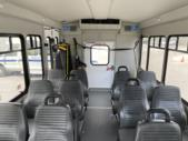 2019 Starcraft Ford 12 Passenger and 2 Wheelchair Shuttle Bus Front exterior-U10711-7
