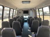 2014 Turtle Top Ford 30 Passenger Shuttle Bus Interior-U10732-10